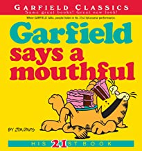 Garfield Says a Mouthful: His 21st Book (Garfield Series) (English Edition)