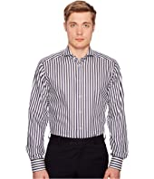 Eton - Contemporary Fit Bold Stripe Shirt