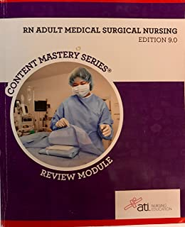 RN Adult Medical Surgical Nursing Edition 9. 0