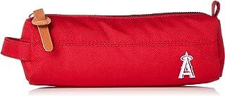 [MAJERRYG棒球]笔袋 袋 笔盒 单点图案 刺绣 MLB 天使 600D涤纶 LOGO 刺绣 AG-PC01