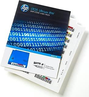 Best hp lto tape labels Reviews