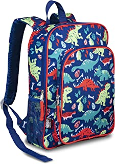 lone cone kids canvas preschool backpack