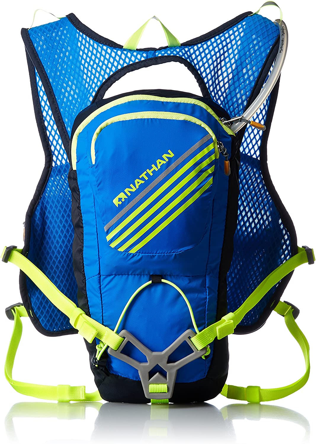 Nathan Grit 6 Litre Hydration Pack Electric blueee Unisize