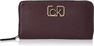 Calvin Klein Signature Large Zip Around Wallet, 19 cm, K60K606065