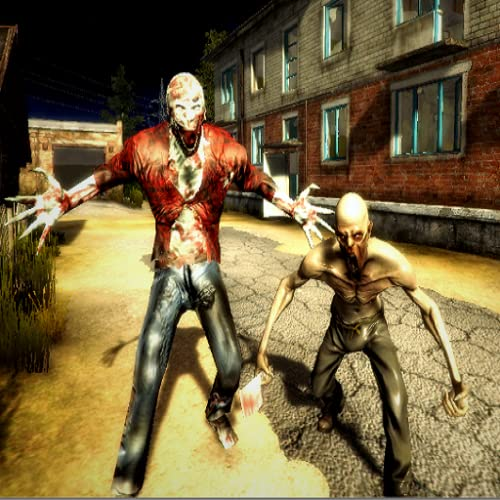 Zombie Shooter Supervivencia Disparos Sniper Guns Shooter Acción 3D Juegos gratis Fighting Crime Game