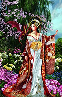 Queen of Silk 1000 Piece Jigsaw Puzzle by SunsOut