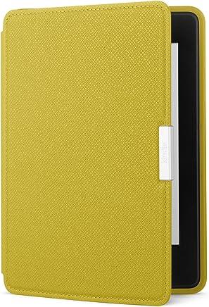 Capa de couro para Kindle Paperwhite, cor mel (não compatível com o novo Kindle Paperwhite)