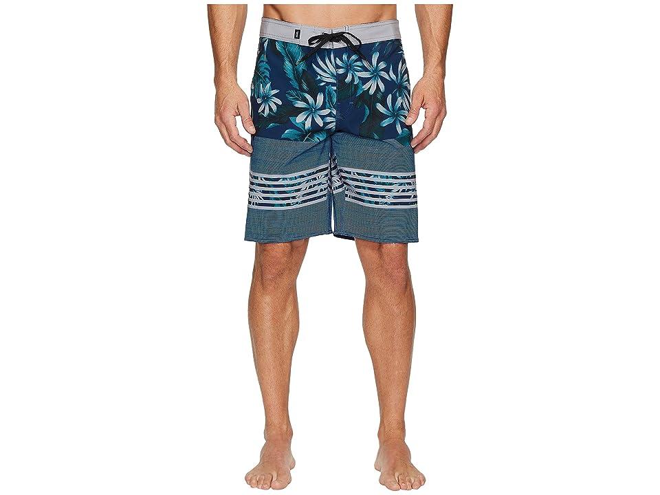 Vans Era Stretch Boardshorts 20 (Dress Blues Lo/Fi Floral) Men