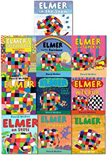 elmer book set