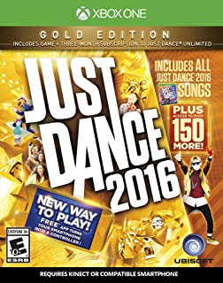 Just Dance 2016 (Gold Edition) Xbox One