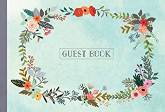 bed guest book