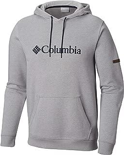 Columbia Men's CSC Basic Logo II Hoodie Grey