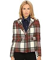 Vivienne Westwood - Cropped Rockabilly Jacket