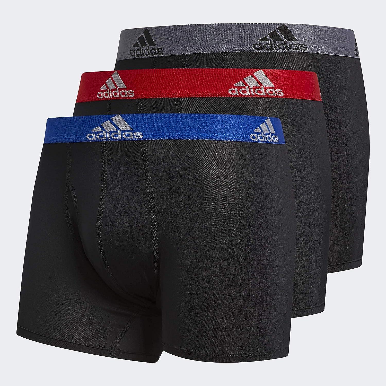 adidas Men's Performance Trunk Underwear (3-Pack)