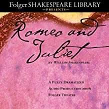 romeo and juliet full audiobook