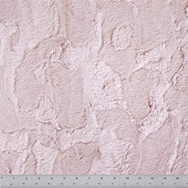 EZ Fabric Sparkle Luxe, Rosewater/Silver