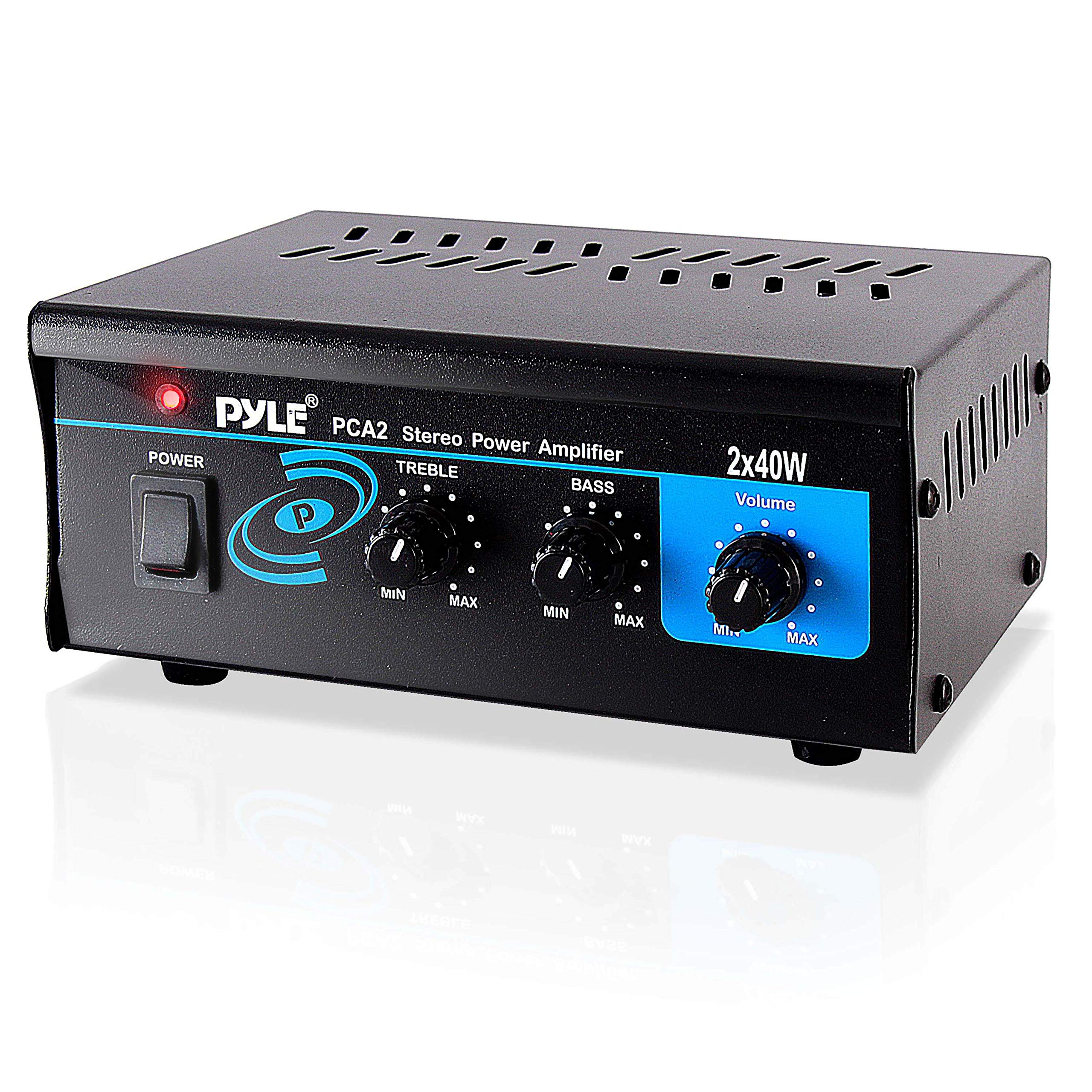 Home Audio Power Amplifier System