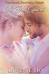 At First Spark: A Christian Contemporary Romance (The Spark Brothers Book 4) Kindle Edition