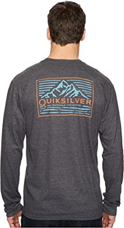Quiksilver Waterman - Waterman's Delight Long Sleeve Tee