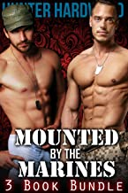 Mounted by the Marines 3 Book Bundle (First Time Gay, Interracial Menage, Men In Uniform)
