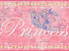 Best princess crown wallpaper border Reviews