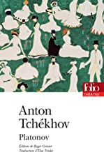 Platonov (Folio Théâtre t. 163) (French Edition)