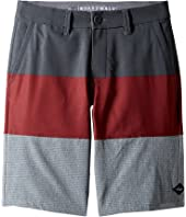 Rip Curl Kids - Mirage Chambers Boardwalk Boardshorts (Big Kids)