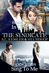 In Disguise / Sing to Me (Syndicate Series Book 2) Kindle Edition
