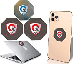 QUANTHOR 3Pack: EMF Protection Tesla Technology Emf Protector. Geopathic Stress Zone Protection.Gold International Award as Radiation Protection EMF Shield, Cell Phone and Personal Devices