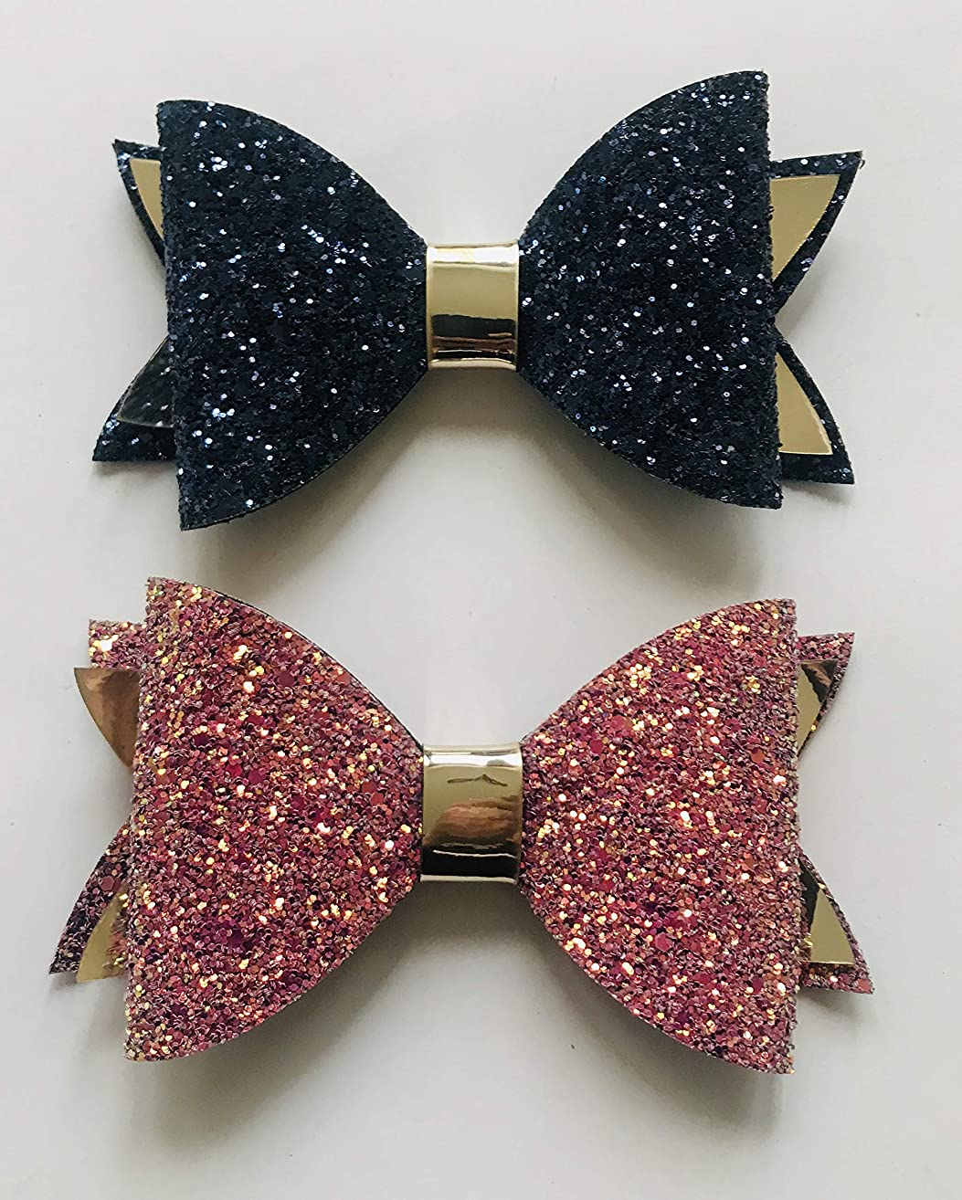Bows for girls hair clips elegant for babys girls and teeneagers mo?os para ni?as MIRIAM CREATIONS
