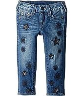 True Religion Kids - Casey Skinny Jeans in Star Wash (Toddler/Little Kids)