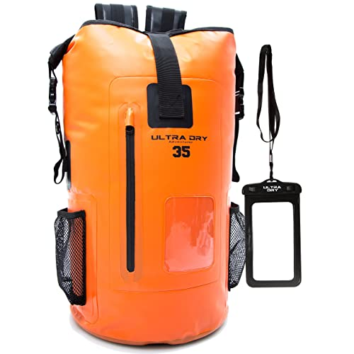 9429d369404b Premium 35L Waterproof Dry Bag Backpack
