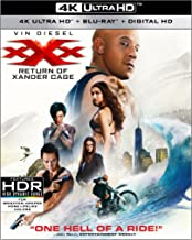 xxx return of the xander cage 4k