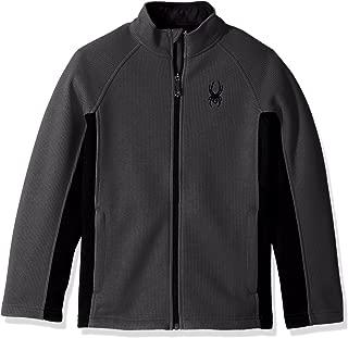 Spyder Boy's Constant Full Zip Stryke Jacket