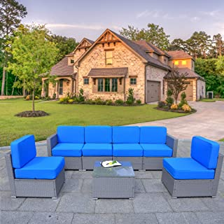 Best outdoor sectional with fire table Reviews