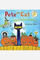 Pete the Cat: Five Little Pumpkins Kindle Edition