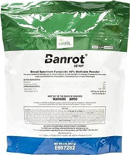 Scotts Banrot 40 WP 2 lb Bag a Broad Spectrum Fungicide 40% Wttable Powder