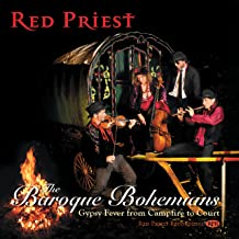 Best red priest music Reviews