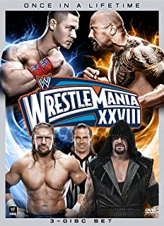 WWE: Wrestlemania 28 (DVD)
