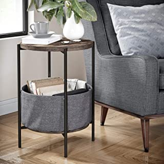 Amazon.com: Round - End Tables / Tables: Home & Kitchen
