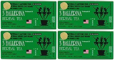 3 balerina fogyókúrás tea. Mi az a balerina tea?