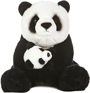 Aurora World Miyoni Panda Bear with Cub Plush, 15