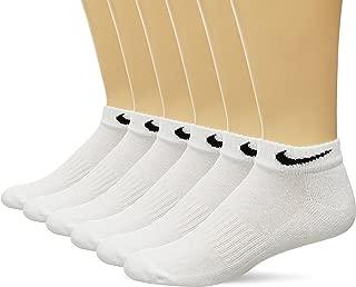 NIKE Performance Cushion Low Rise Socks with Bag (6 Pairs)