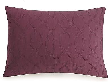Ayesha Curry Aubergine Matelasse Comforter, King, Purple
