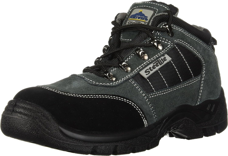 Max 63% OFF Portwest Cheap super special price UFW63BKR0100 Regular Fit Steelite Shoe Size Trekker 10