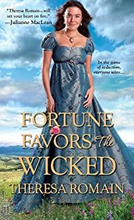 Fortune Favors the Wicked (Royal Rewards Book 1)