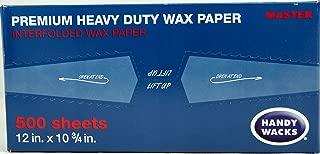 handy wacks paper