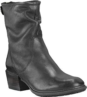 Timberland Women's Sutherlin Bay Mid Back Zip Boot