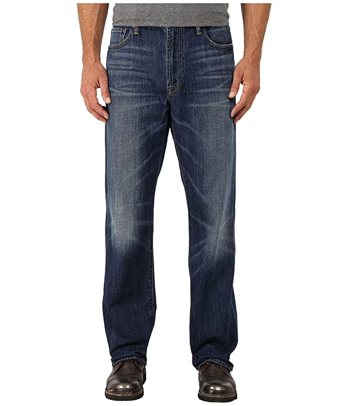 Lucky Brand  181 Relaxed Straight in Lakewood (Lakewood) Mens Jeans