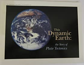 the dynamic earth the story of plate tectonics